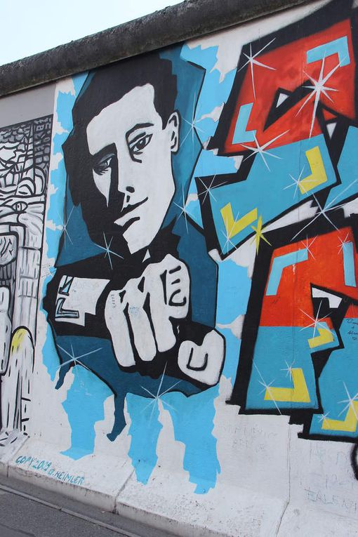 East Side Gallery - Berlin