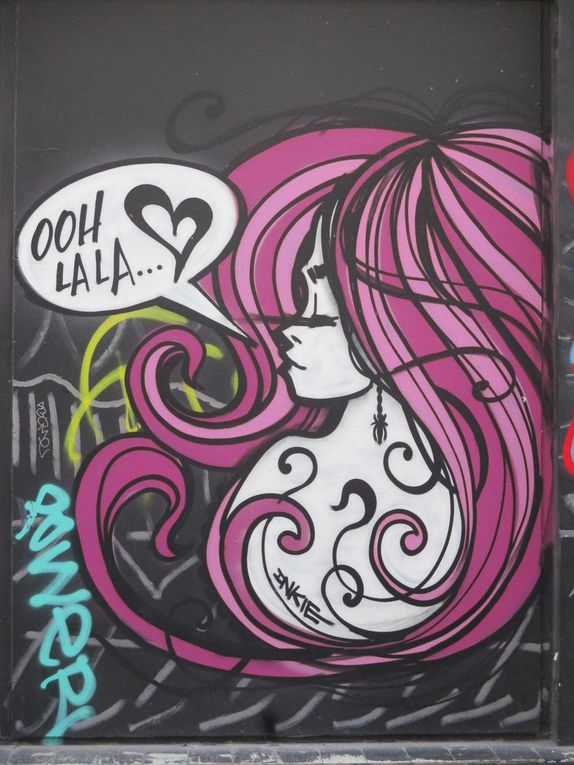 Inkie - Paris 3e