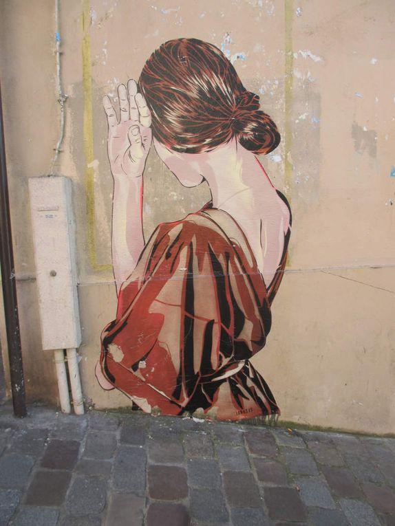Jana et JS - Paris 20e