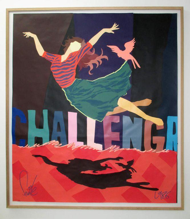 Faile &quot&#x3B;Meet me halfway&quot&#x3B; à la Gallery Magda Danisz