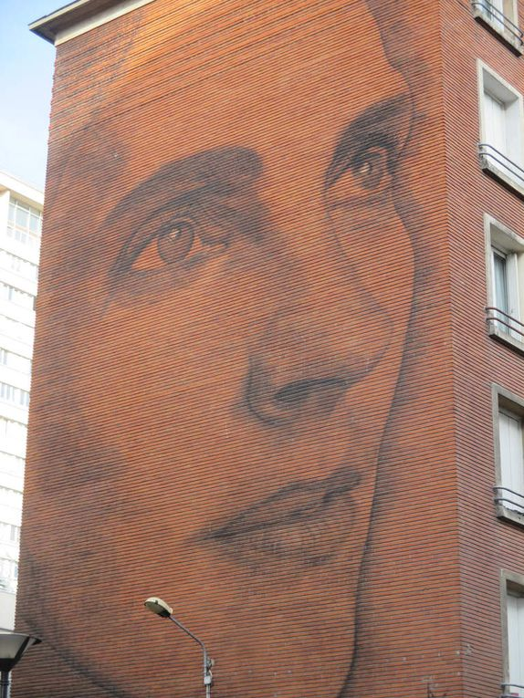 Jorge Rodriguez Gerada - Paris 13e - Rue Nationale