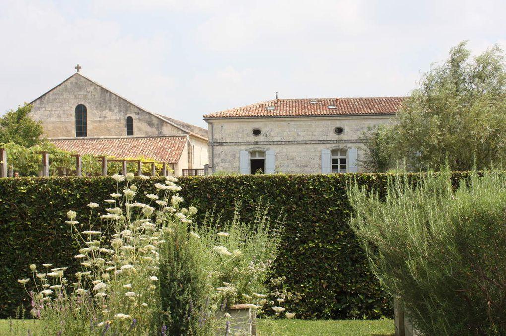 Le jardin médicinal de l'hôpital des pélerins, Pons