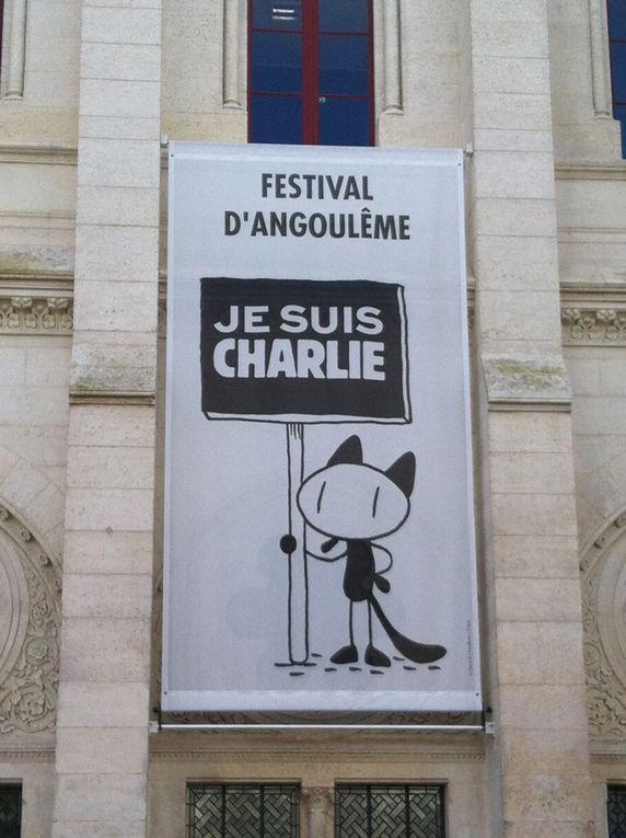 Festival de la BD, Angoulême, 2015