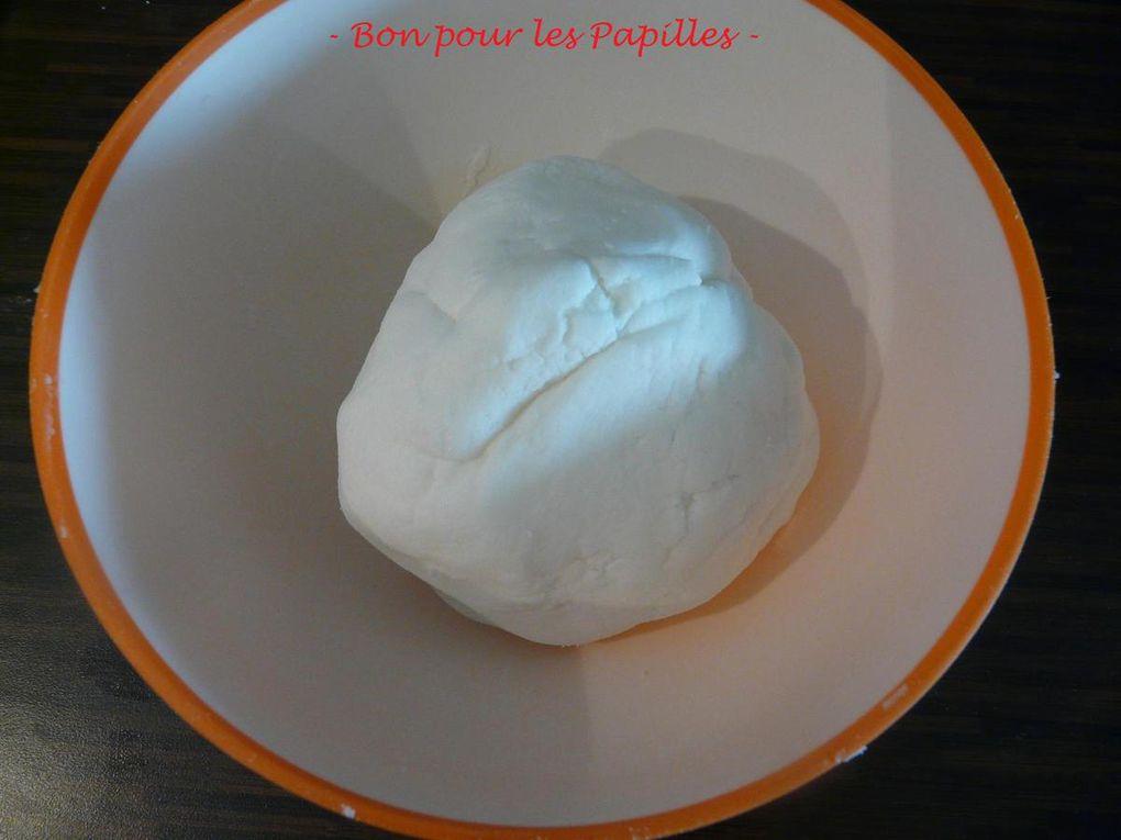 La pâte à sucre - Le tuto