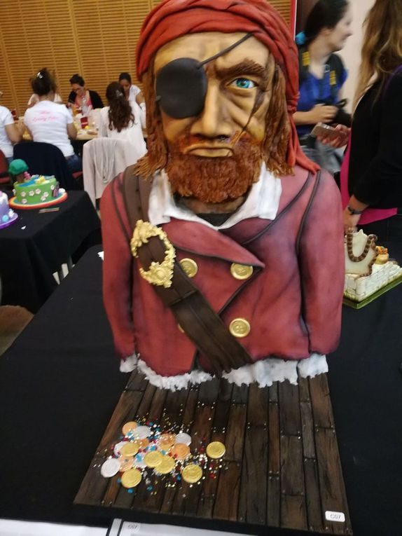 Ce week-end direction le ShowCake à Lyon