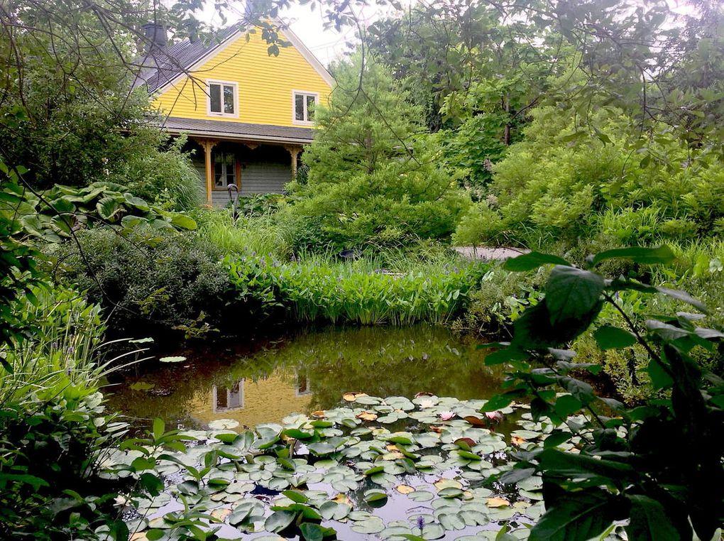 Le Jardin des curiosités de Saint-Ours sur Richelieu