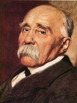 VIE ET CITATION DE GEORGES CLEMENCEAU