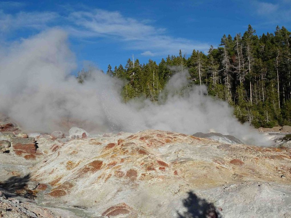 USA du 04/10/2016 au 10/10/2016 Yellowstones