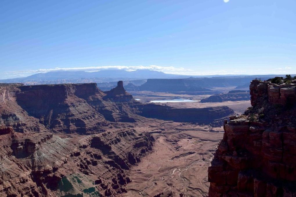 Arches NP. Dead Horse Point State Park, Canyonland National Park