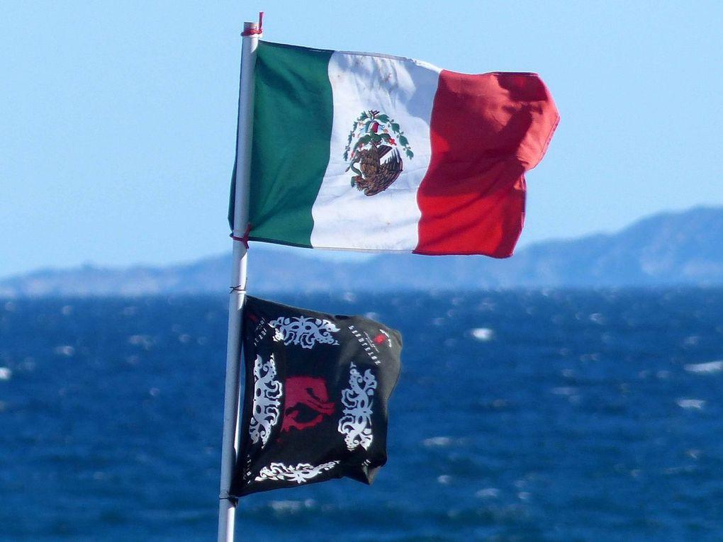 Retour Los Angeles Baja California Nord (Mexique)