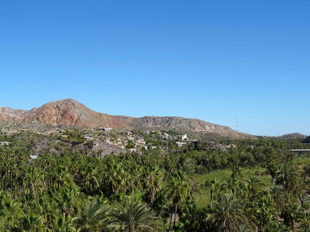 Baja California Sur. Guerrero Negro, Santispac