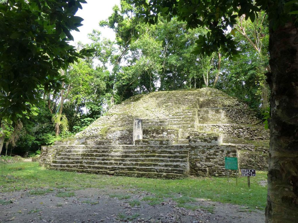 Mahahuala (Mexique)  Crooked Tree (Belize)