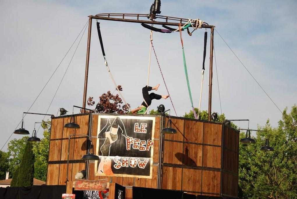 Festival Stéréo Cirkus, mai 2014