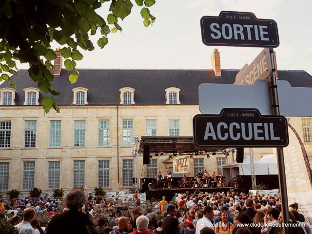 JAZZ A L'EVECHE 2016