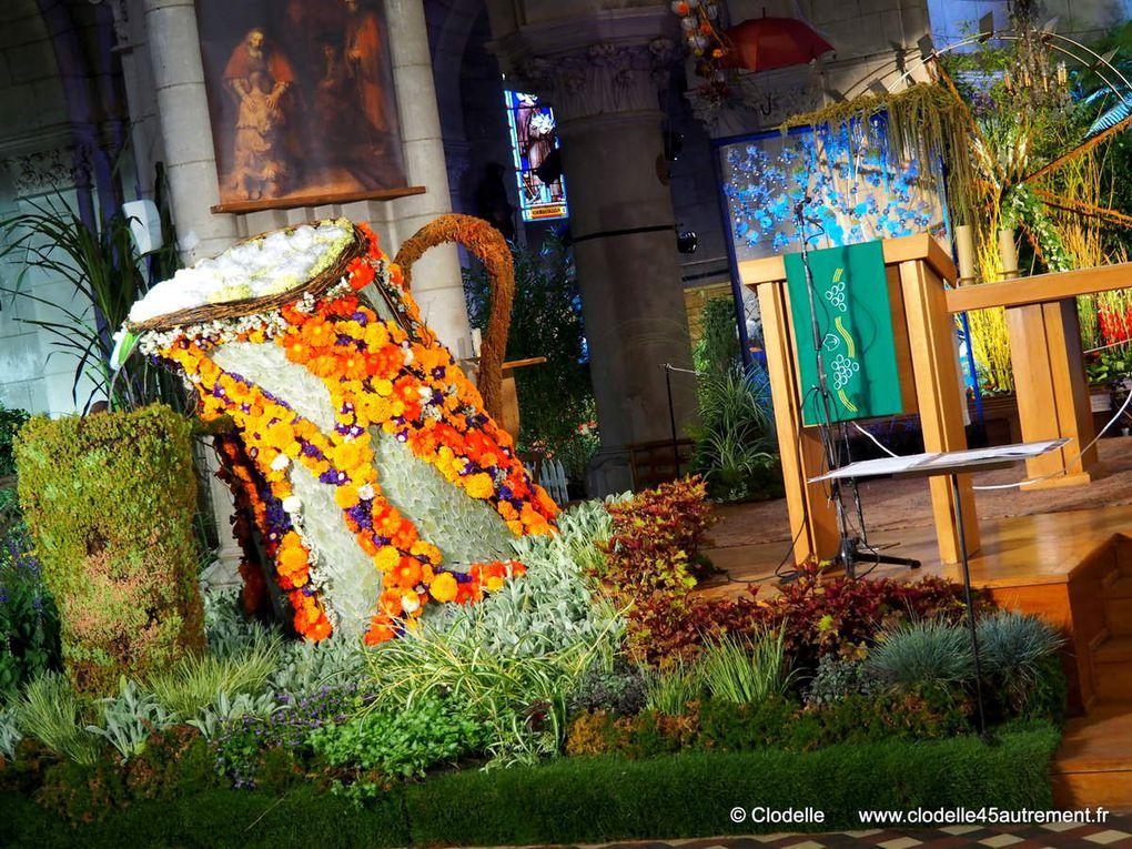 Photos des Fêtes de la Saint Fiacre en l' Eglise Saint Marceau d'Orléans