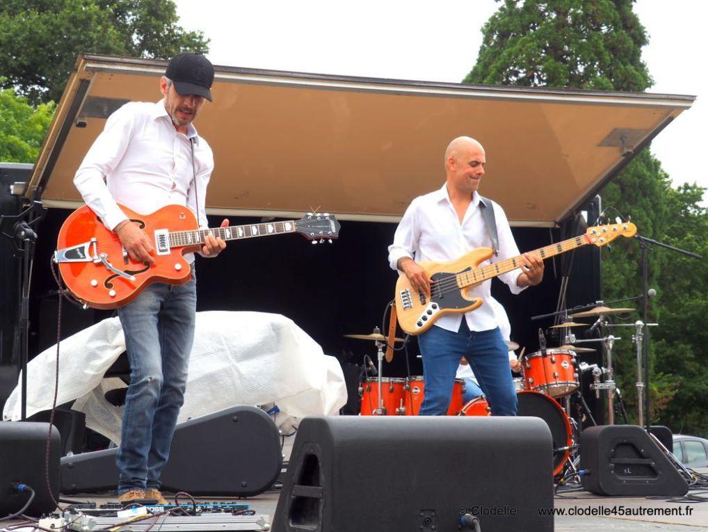 TiM! en concert à Saint-Cyr en Val lors de la fête de la Saint Sulpice 2016
