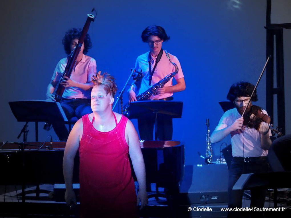 NEUNEU, Rigolette et Musardise au pays de Viandiland par l'Orchestre du Tricollectif