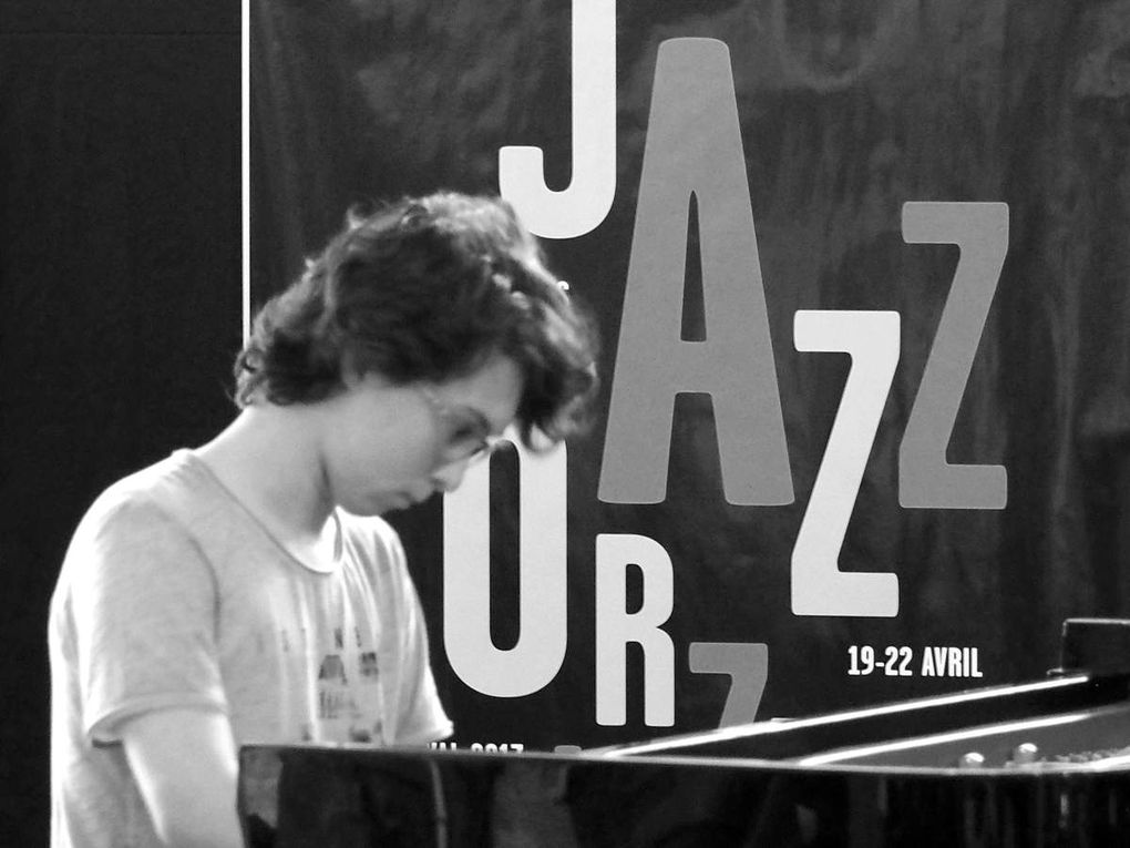 ENEZ remporte le TREMPLIN JAZZ OR JAZZ #2 d' ORLEANS devant Omer Jazz et Open Jazz trio