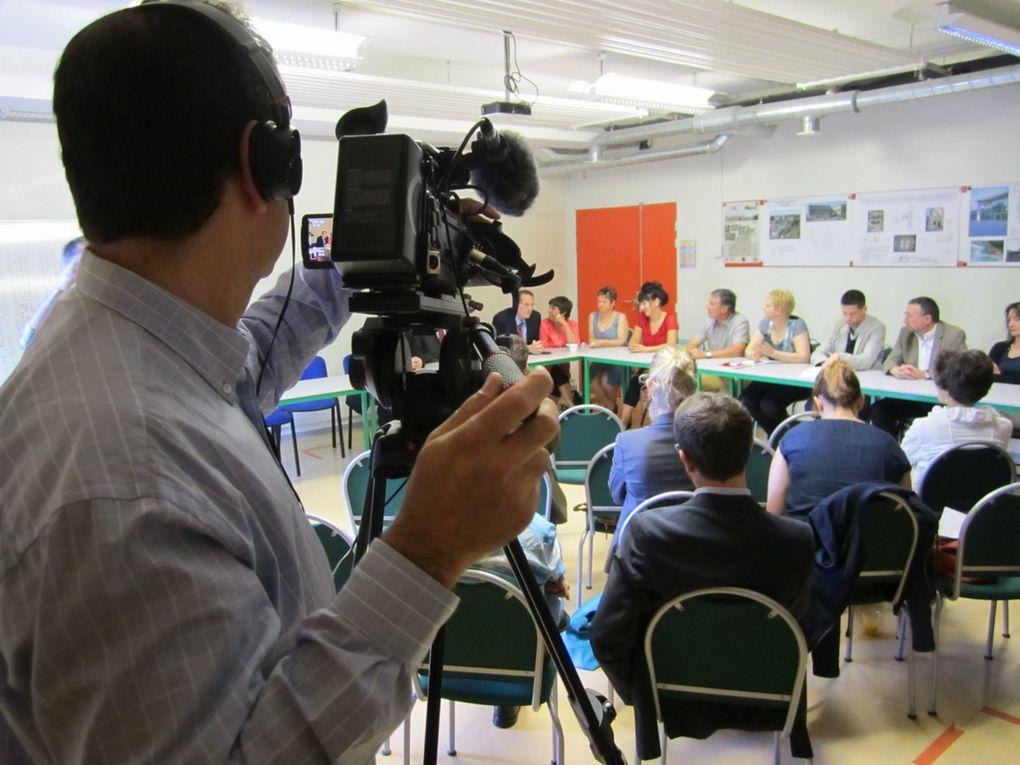 06 juin : Conférence de presse