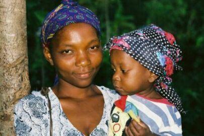 Hommage aux mamans d'Haïti