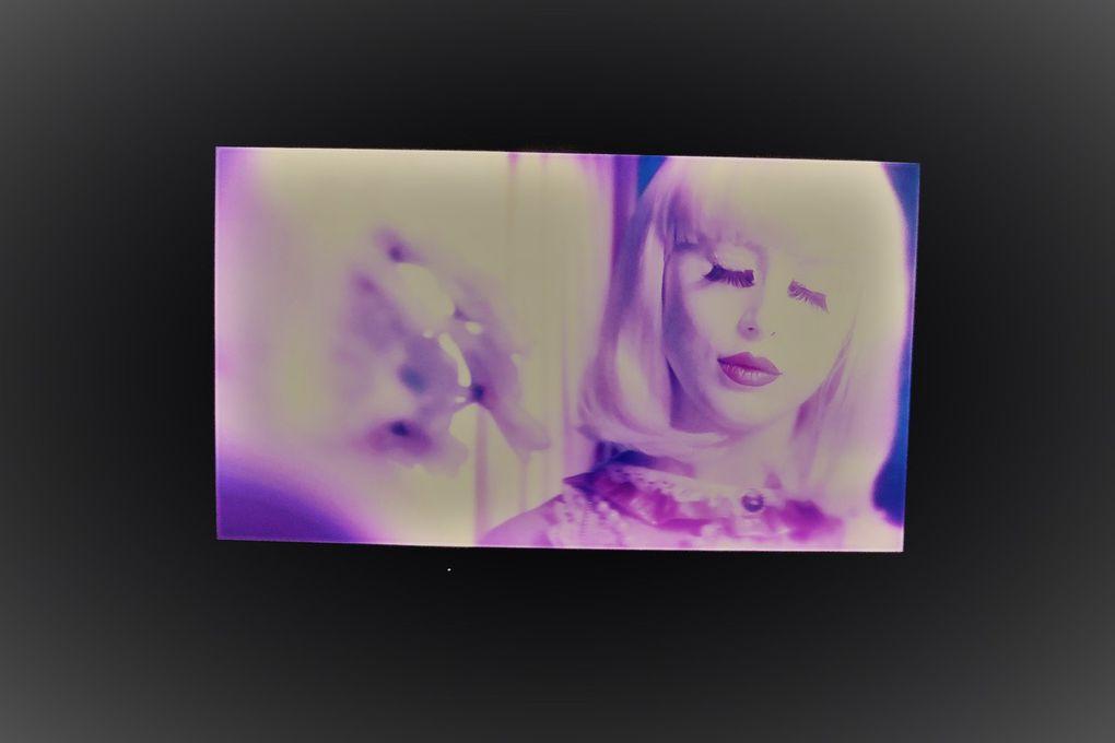 Rachel McLean ''Germs'' (2013), et, Shana Moulton ''Swisspering'' (2013)