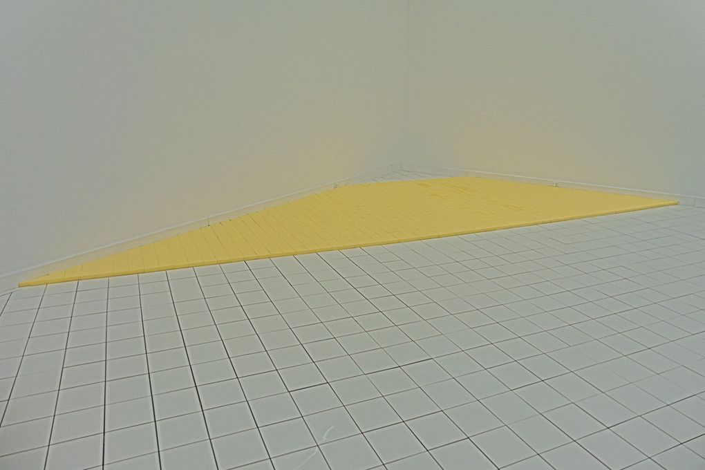 Pascal Pinaud, Sterling Ruby installations and the yellow brick road
