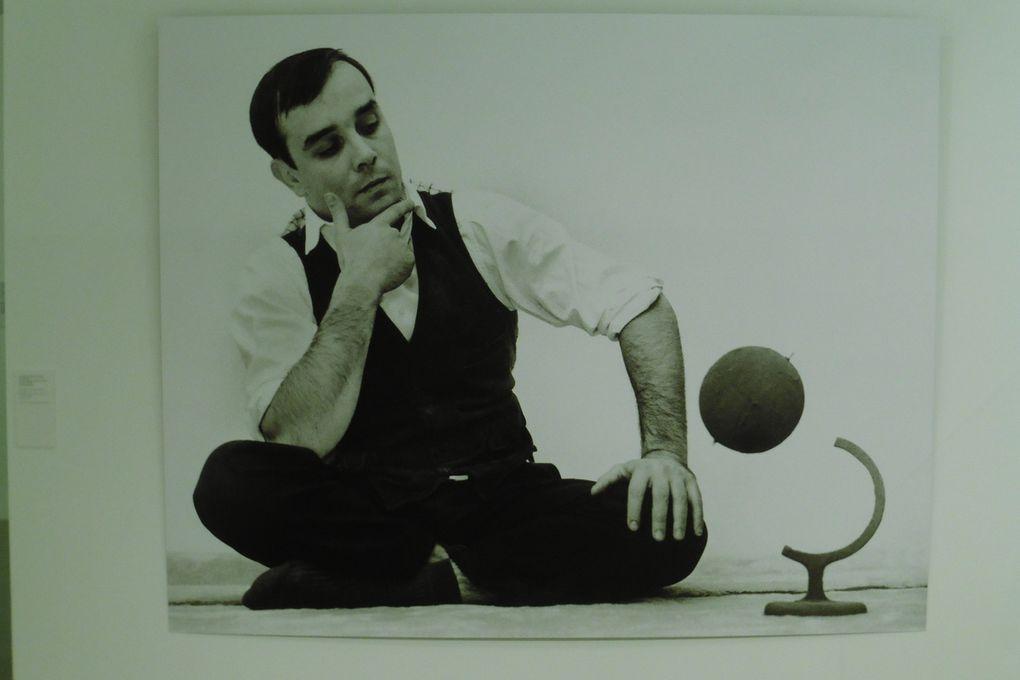 """Yves Klein """"Cosmogonie de la poésie"""" (1962), Arman, Bernar Venet, Ben,"""