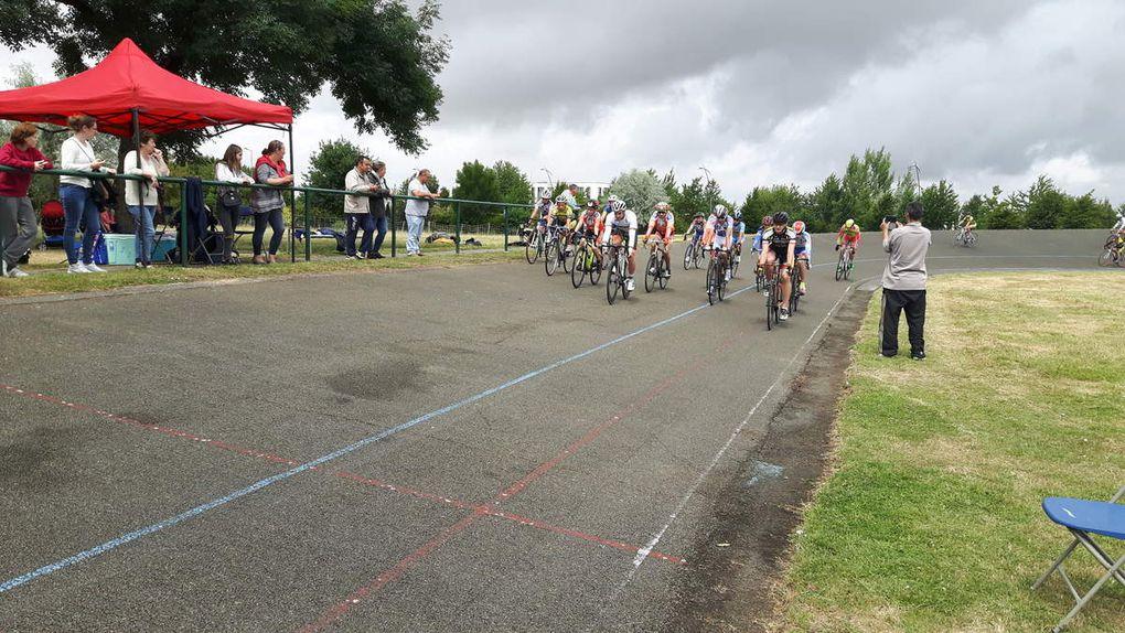 Une belle journée sur le vélodrome