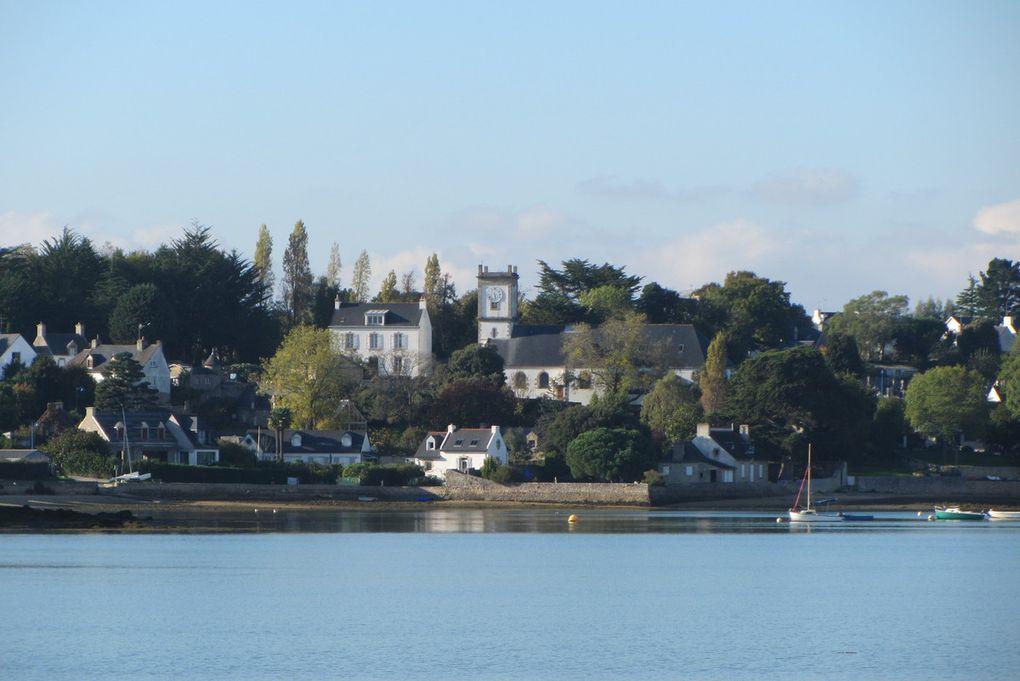 L'île aux moines  Morbihan