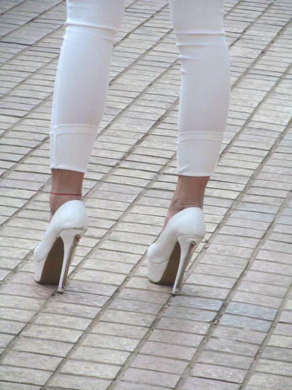 La mode dans la rue en Chine, l'album de Lydia...