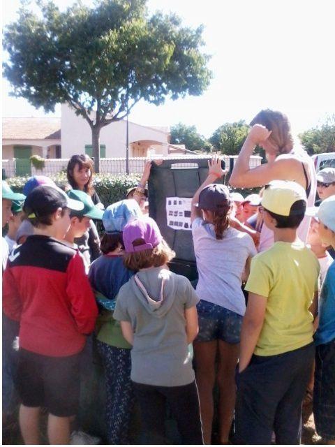 Développement Durable au Mas des Enfants