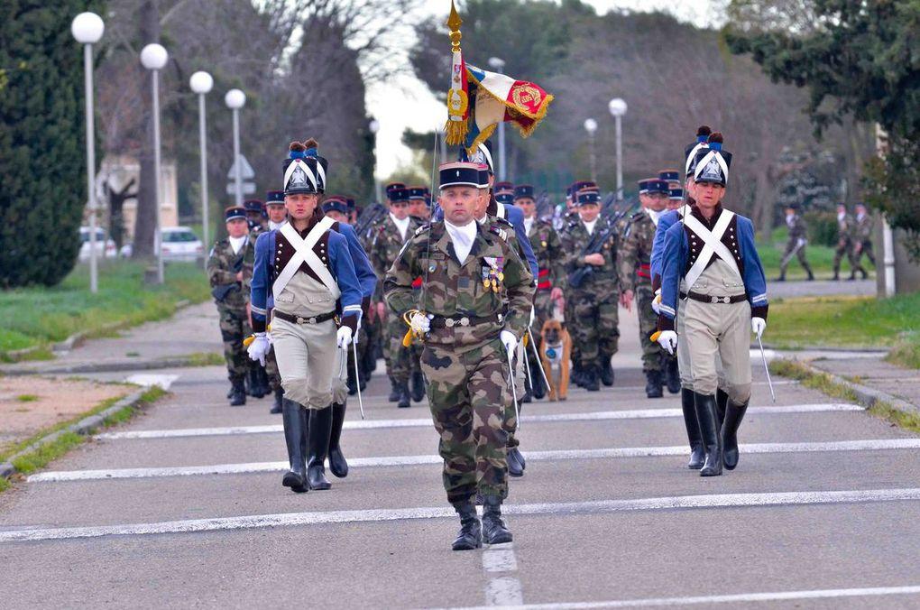 Diaporama de la Fête de l'arme du Train au 503e régiment du Train