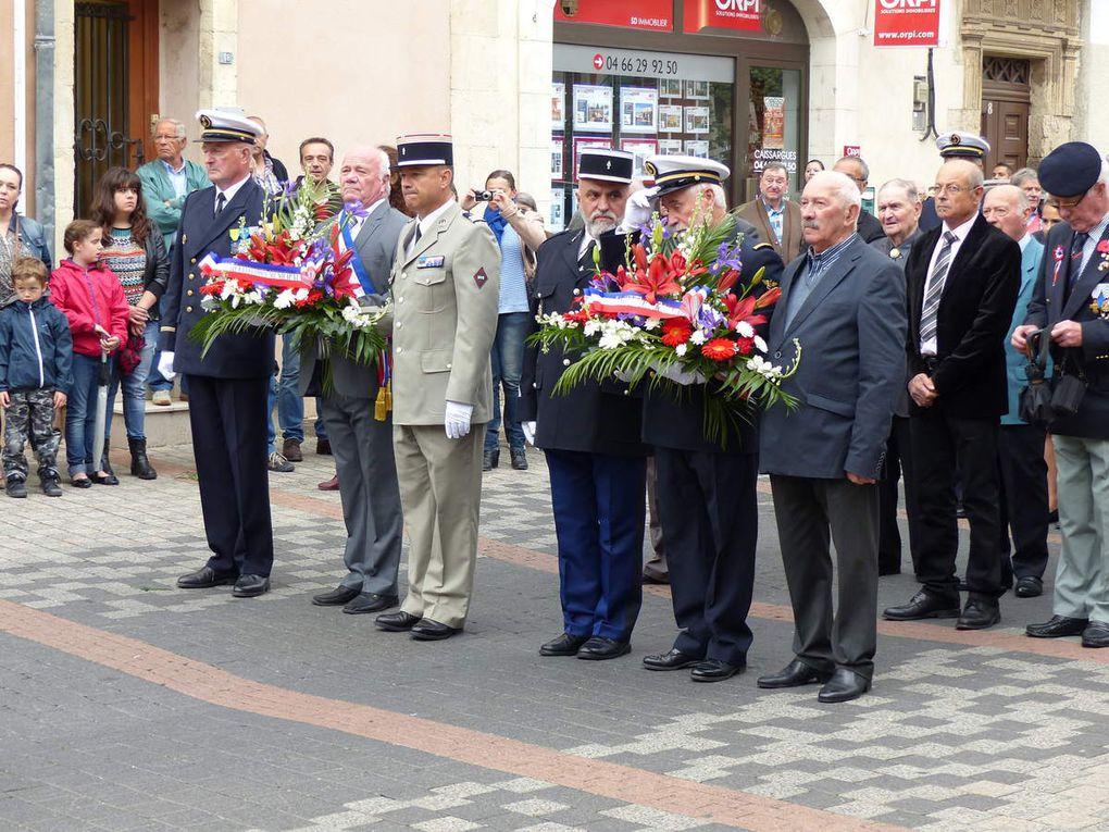 Diaporama du 70ème anniversaire du 8 mai 1945