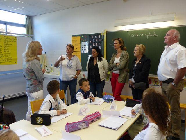 Ecoles Cambourin, Mirman et Notre Dame à Caissargues.