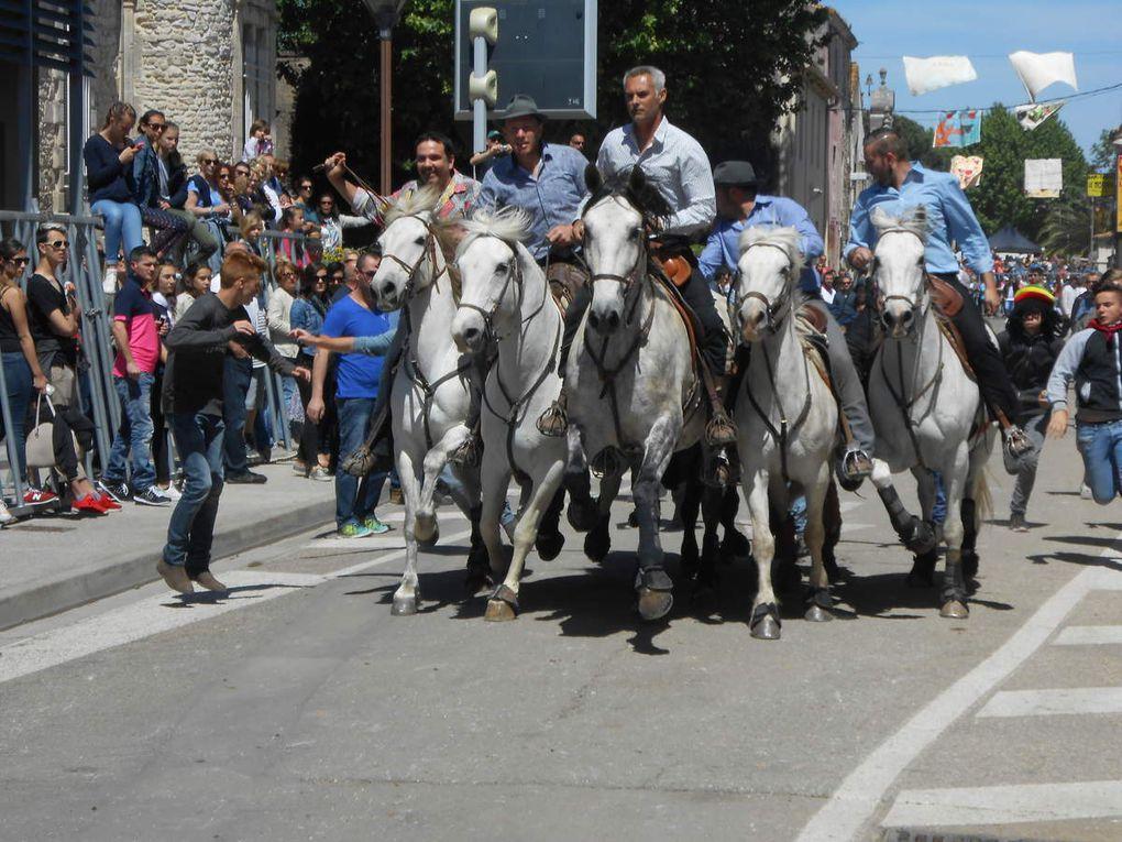 La Feria de Caissargues... en images.