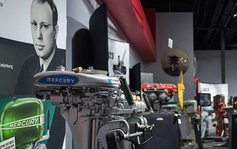 Mercury Marine ouvre son musée, dans le Wisconsin