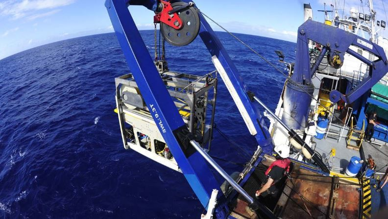 photo - Deep Ocean Search