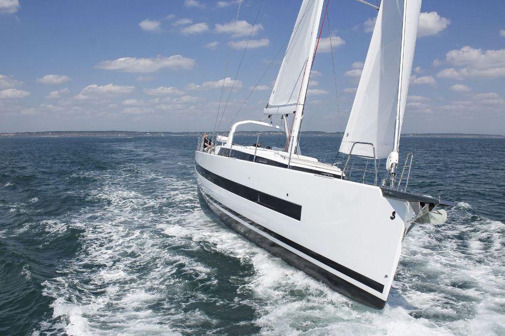 Présentation du Bénéteau Océanis Yacht 62 par Thomas Gaillard, son chef de projet