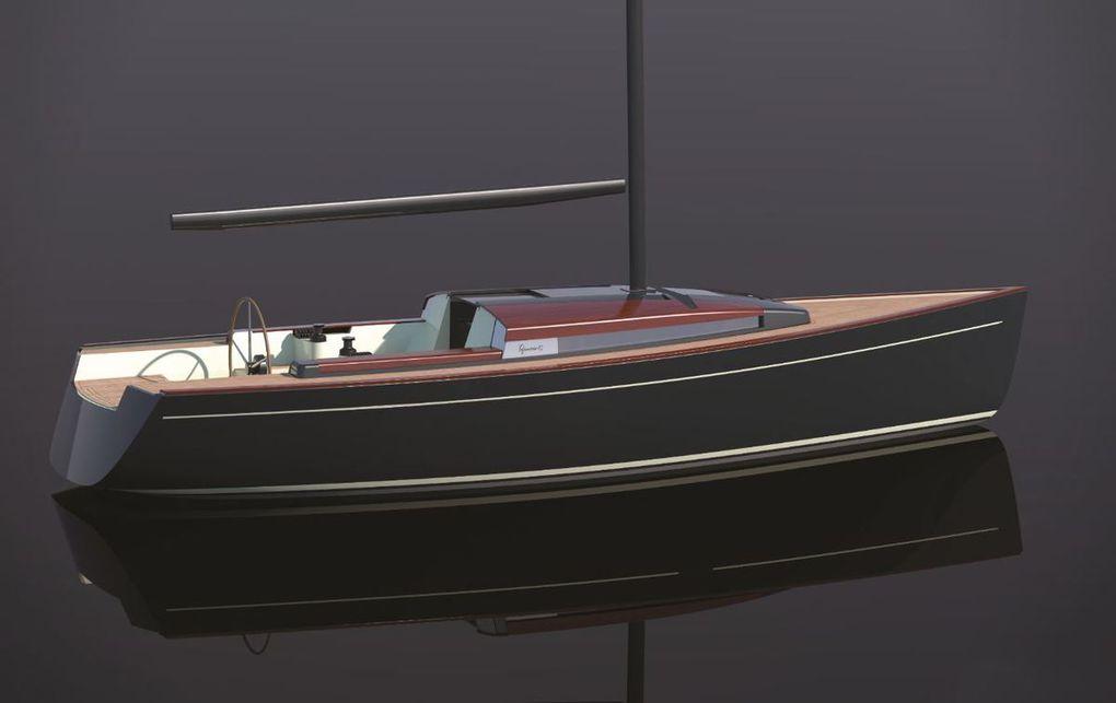SCOOP - Tofinou 10, la croisière de luxe sur 10m, par Latitude 46