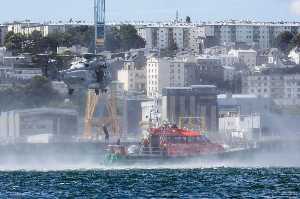Brest 2016 en photos - un 14 juillet aux couleurs de la Marine Nationale
