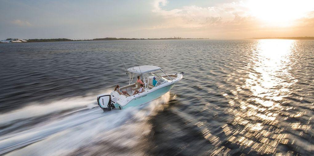 Evinrude lance 4 nouveaux moteurs hors-bord E-Tech G2