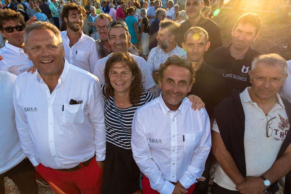 Succès pour les 20 ans du chantier Rhéa Marine à La Rochelle (17)