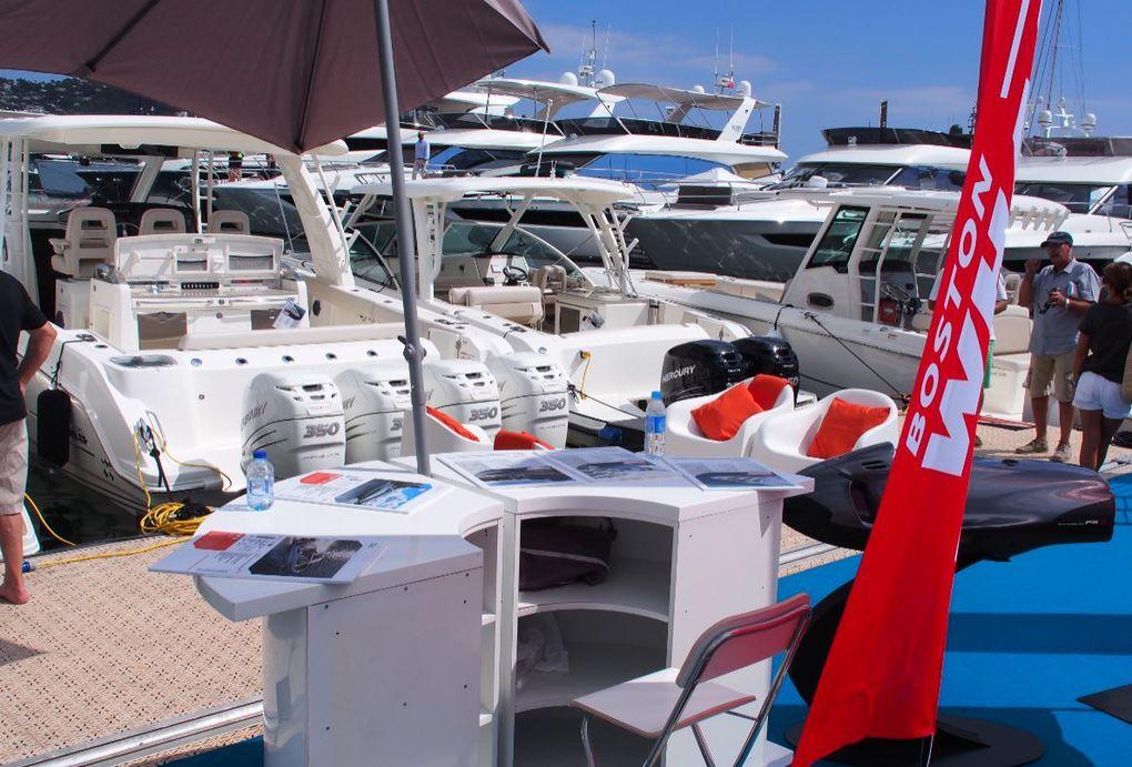 Mais que fait-on des bateaux du port de Cannes durant le Yachting Festival ?