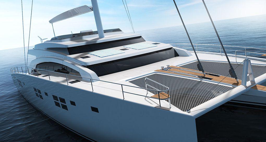 Sunreef annonce la construction d'un yacht catamaran double pont de 88 pieds