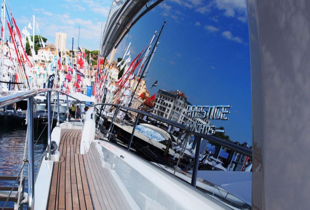 Camillo Garroni, designer de la nouvelle Prestige 630, nous présente le bateau