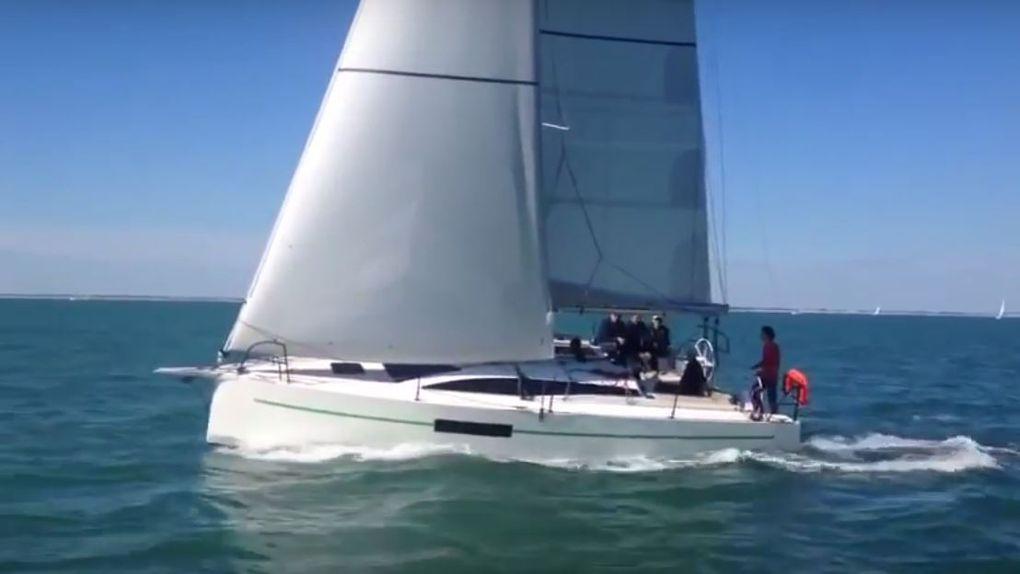 VIDEO - 1.15 minute de Bonheur à bord du nouveau RM 970