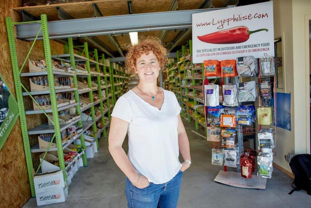 Incontournable, la nourriture lyophilisée sur le Vendée Globe