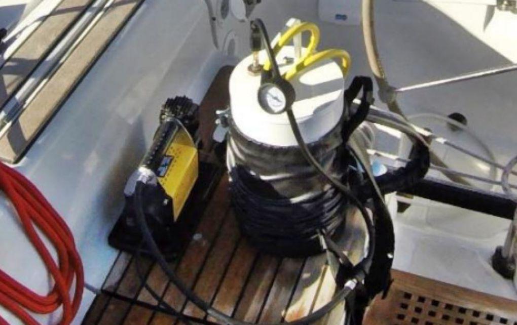 Nouveau - Eazydive, un kit de plongée basse pression, destiné aux plaisanciers