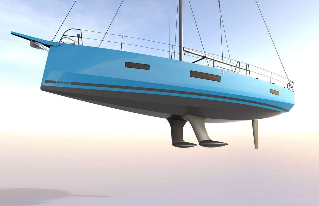 Scoop - premiers visuels du tout nouveau RM 1370 de Fora Marine (17)
