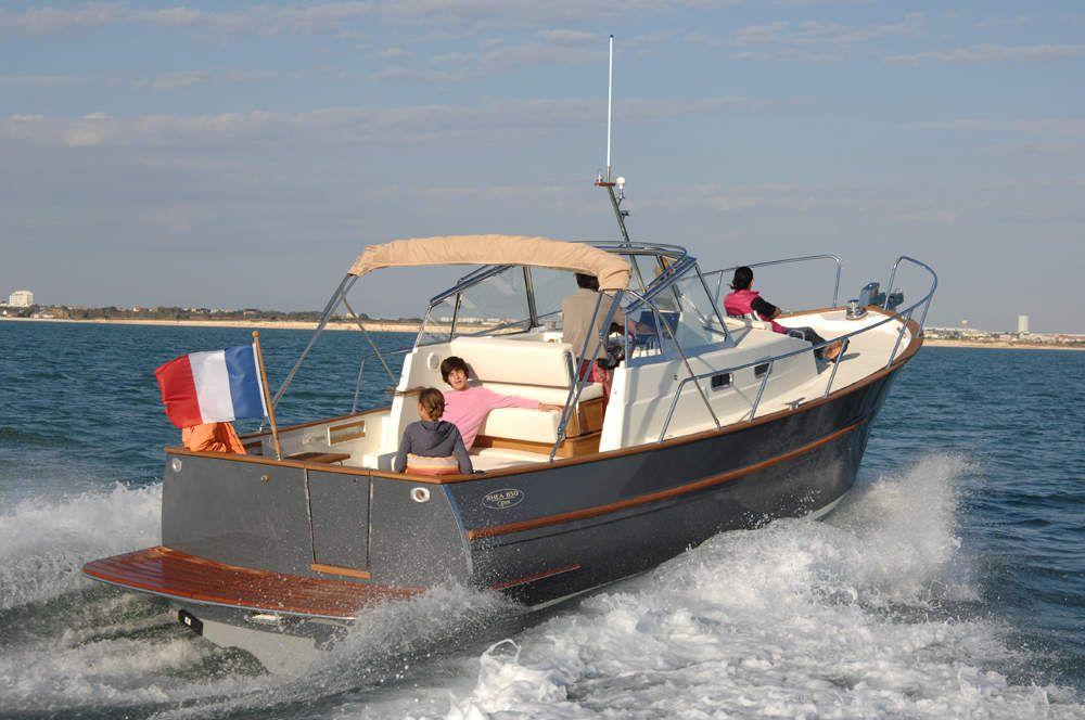Vidéo - un plan de charge en hausse de 45% chez Rhéa Marine, à La Rochelle
